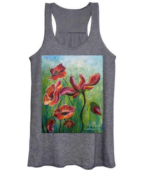 Standing High Women's Tank Top