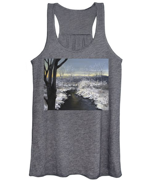 Sugared Sunrise Women's Tank Top