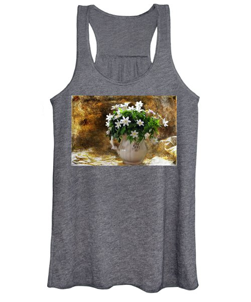 Spring Bouquet Women's Tank Top