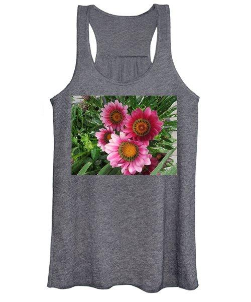 Summer  Full-blown Women's Tank Top