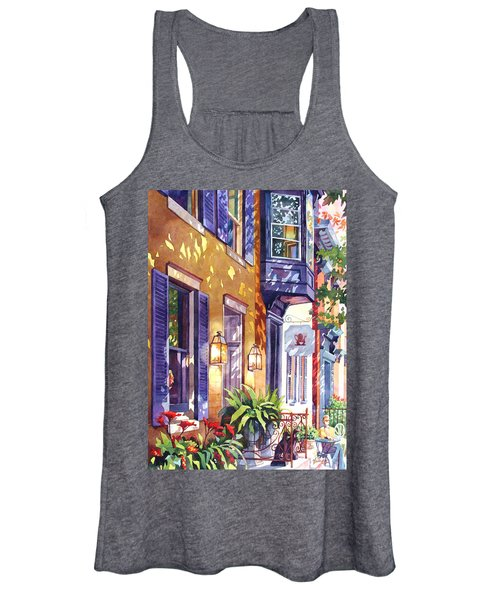 Summer Tea Women's Tank Top