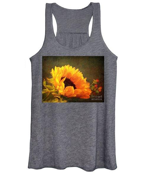 Sunflower - You Are My Sunshine Women's Tank Top