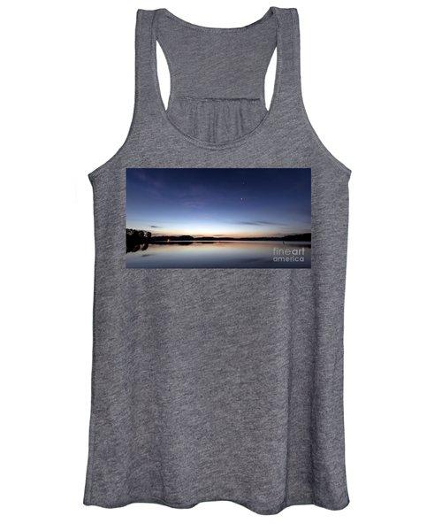 Sunrise On Lake Lanier Women's Tank Top
