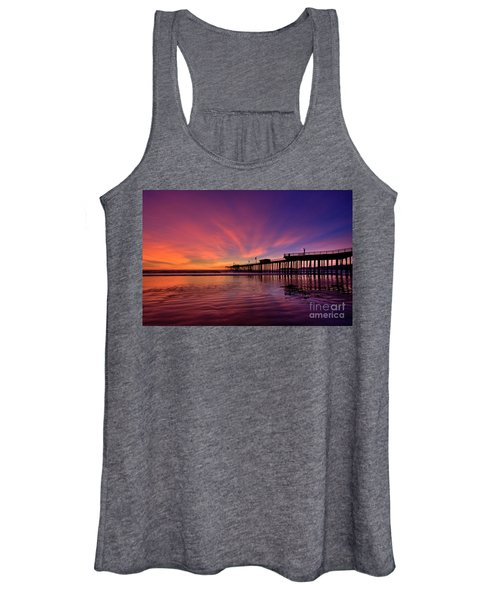 Sunset Afterglow Women's Tank Top
