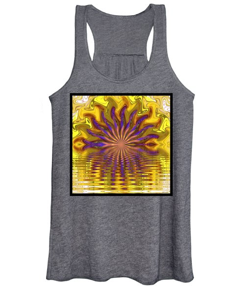 Sunset Of Sorts Women's Tank Top