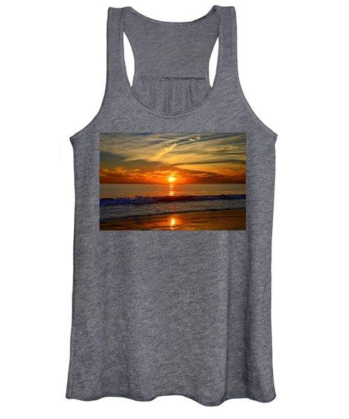 Sunset's Glow  Women's Tank Top