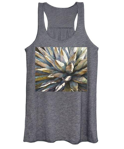 Sunstruck Yucca Women's Tank Top