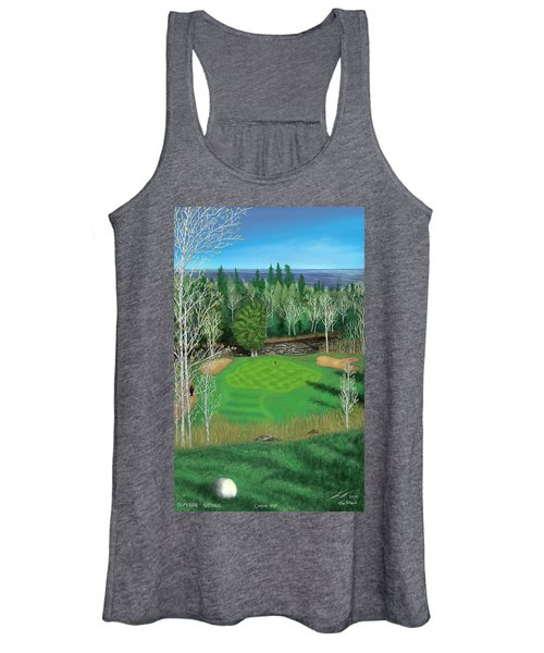 Superior National Golf Canyon 8 Women's Tank Top