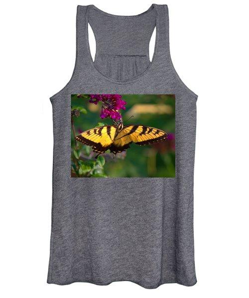 Swallowtail 1 Women's Tank Top