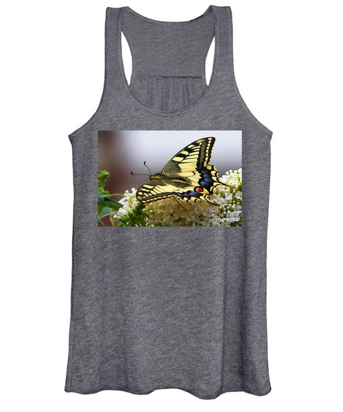 Swallowtail Butterfly Women's Tank Top