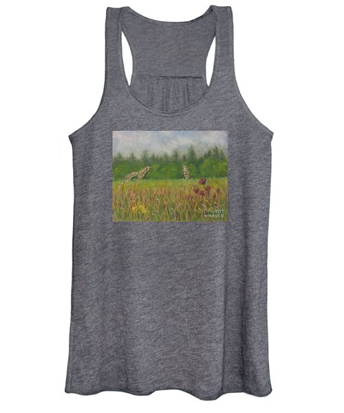Calm Culloden Women's Tank Top
