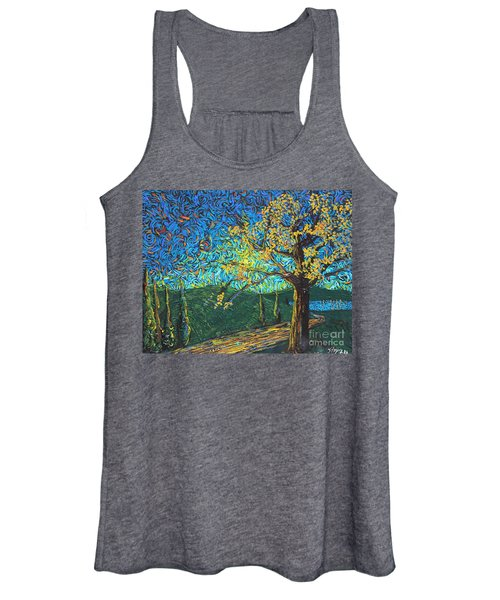 Swing By The Road Women's Tank Top