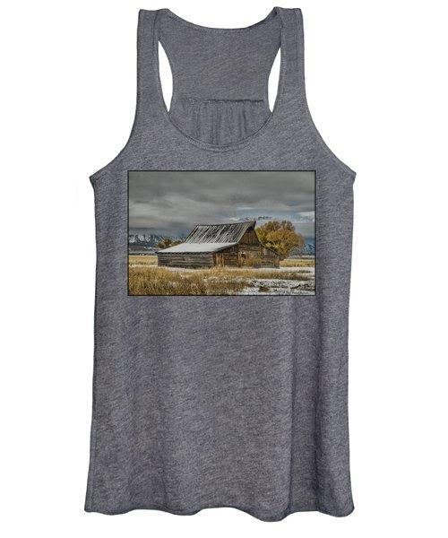 T. A. Moulton's Barn Women's Tank Top