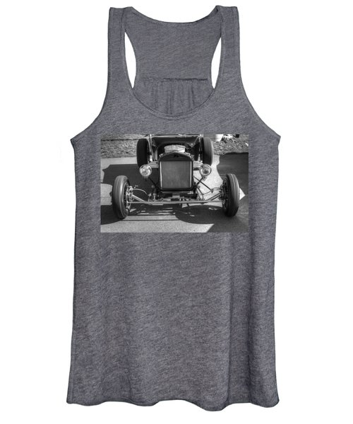 Women's Tank Top featuring the photograph T-bucket by Michael Colgate