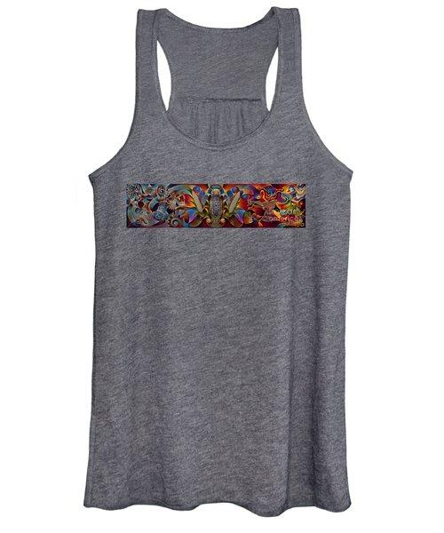 Tapestry Of Gods Women's Tank Top