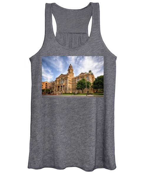 Tarrant County Courthouse II Women's Tank Top