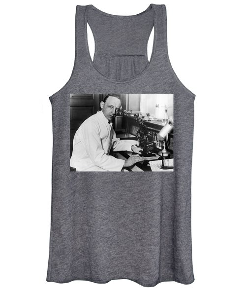 Tb Doctor And Researcher Women's Tank Top