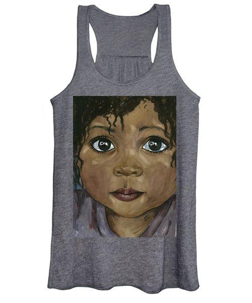 Ebony's Tears Women's Tank Top