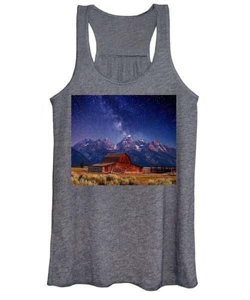 Teton Nights Women's Tank Top