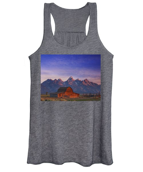 Teton Sunrise Women's Tank Top