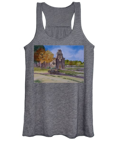 Texas Mission Women's Tank Top