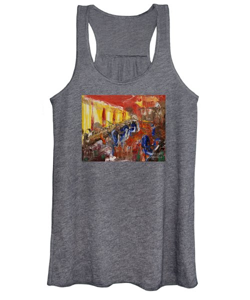 The Barber's Shop - 2 Women's Tank Top