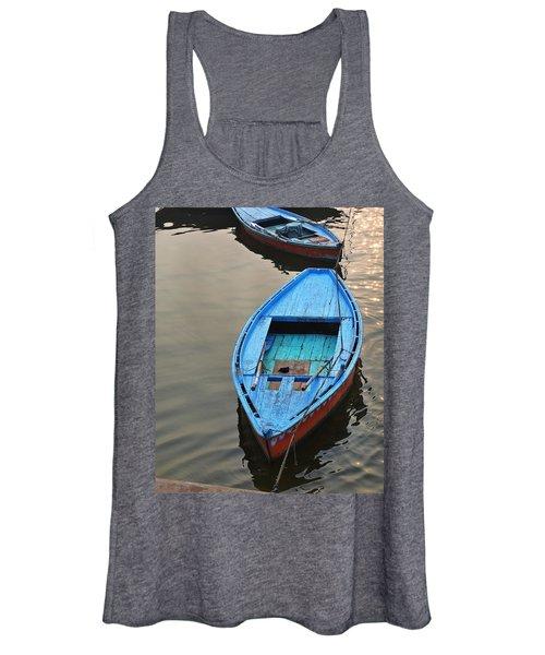 The Blue Boat Women's Tank Top