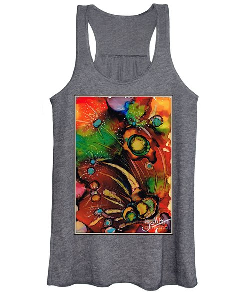 The Colours Of My Mind.. Women's Tank Top