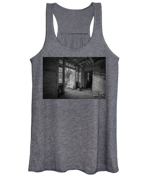 The Exit Bw Women's Tank Top