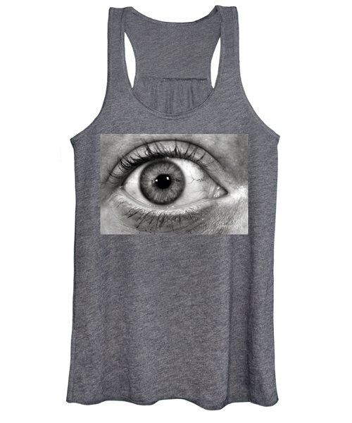 The Eye Women's Tank Top