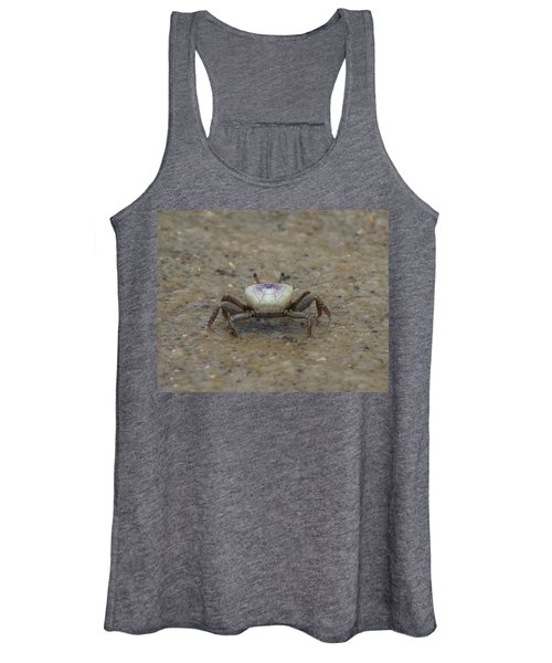 The Fiddler Crab On Hilton Head Island Women's Tank Top