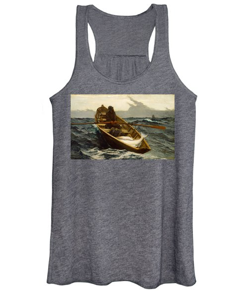 The Fog Warning Women's Tank Top