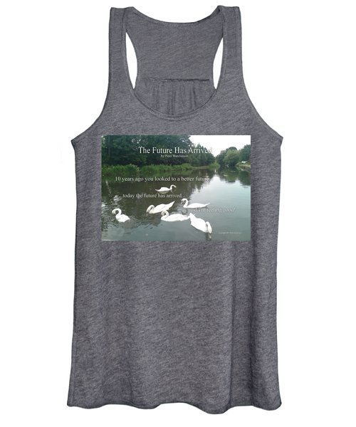 The Future Has Arrived Women's Tank Top