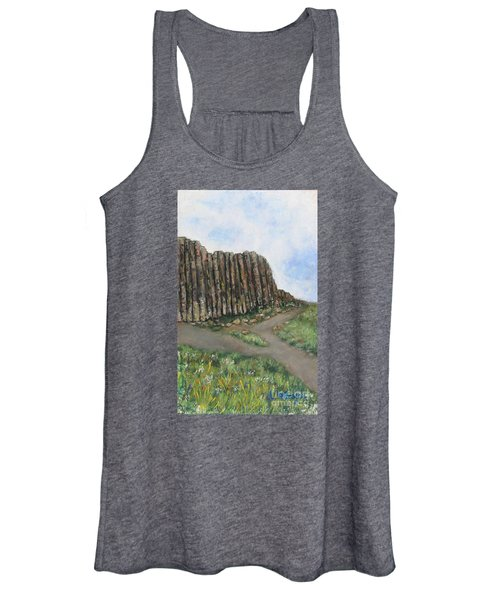 The Giant's Causeway Women's Tank Top