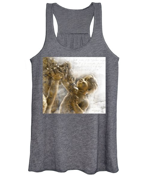 The Glory Of France Women's Tank Top