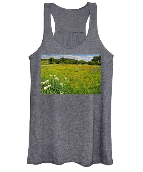 The Glory Of Spring Women's Tank Top