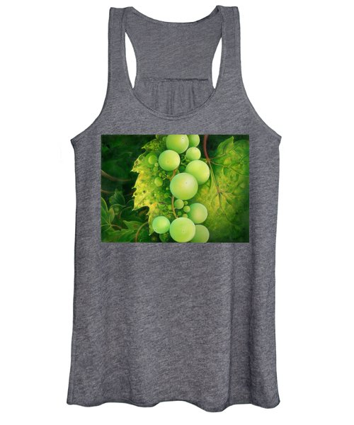 The Grapes Women's Tank Top