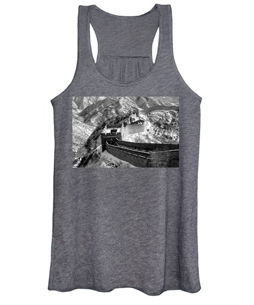 The Great Wall Of China Women's Tank Top