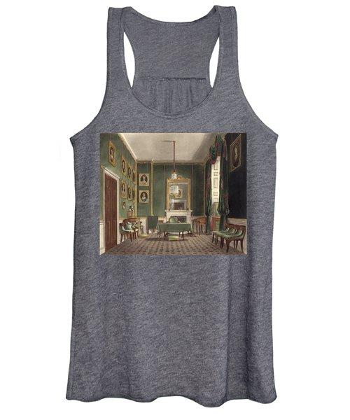 The Green Closet, Buckingham House Women's Tank Top