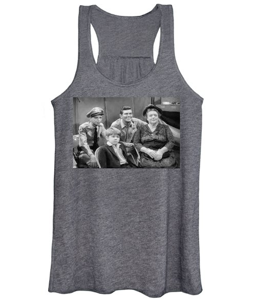 The Griffith Household Women's Tank Top