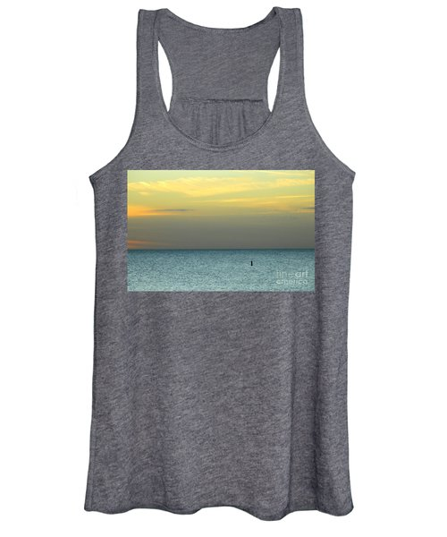 The Gulf Of Mexico Women's Tank Top