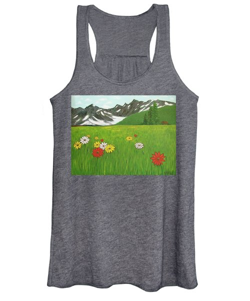The Hills Are Alive With The Sound Of Music Women's Tank Top