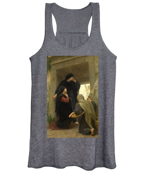 The Holy Women At The Tomb Women's Tank Top