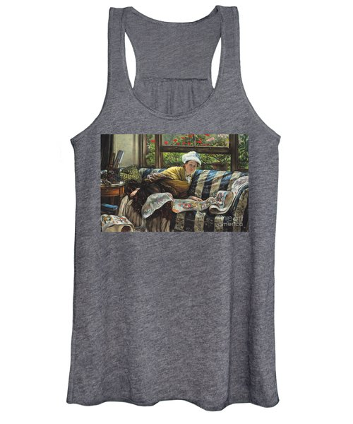 The Japanese Scroll Women's Tank Top
