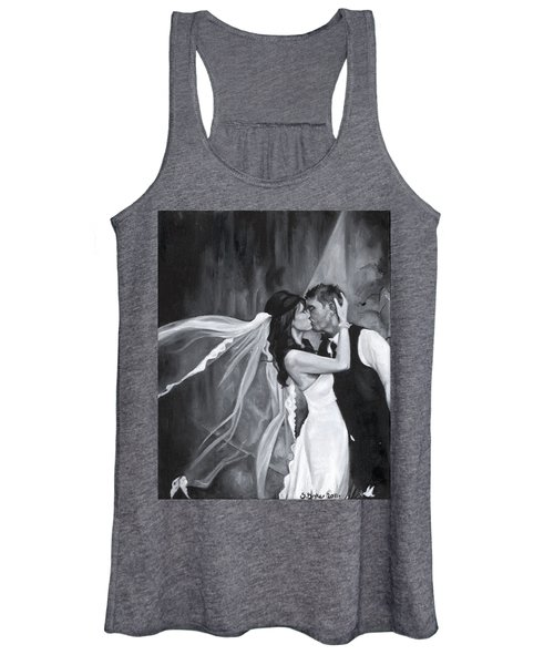 The Kiss Women's Tank Top