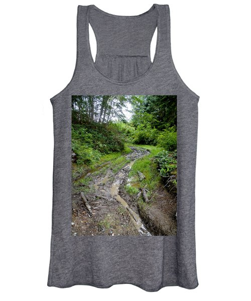The Ledge Point Trail Women's Tank Top