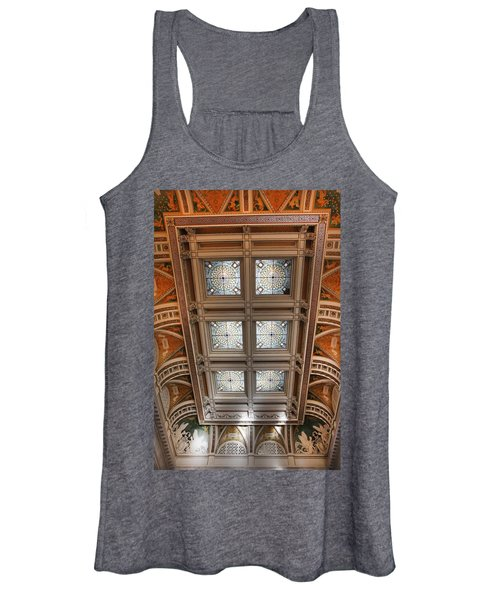 The Library Of Congress Women's Tank Top