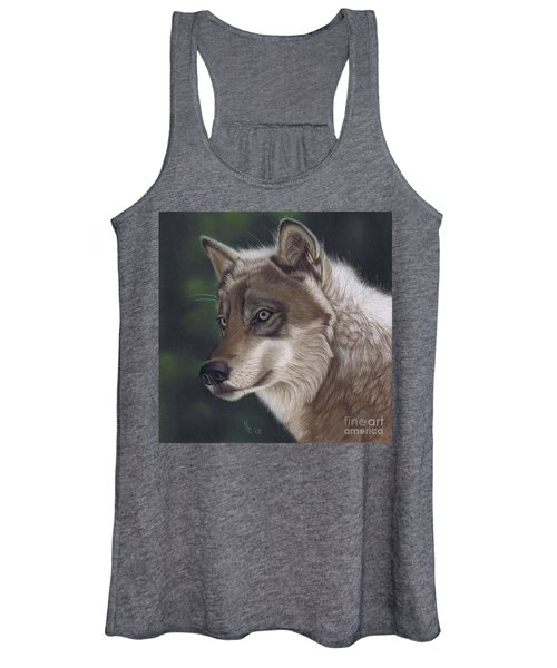 The Look Out Women's Tank Top