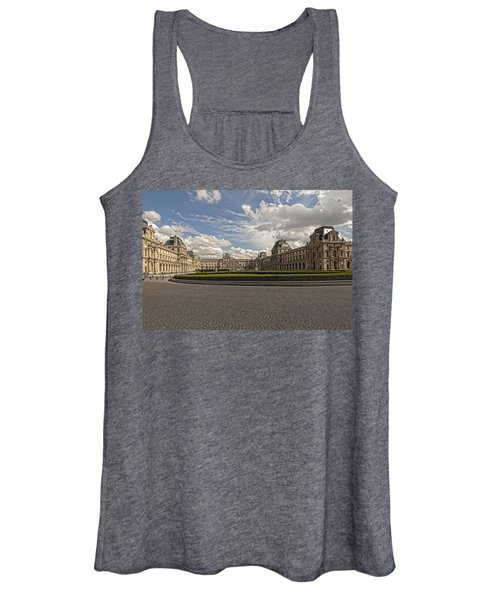 The Louvre Women's Tank Top
