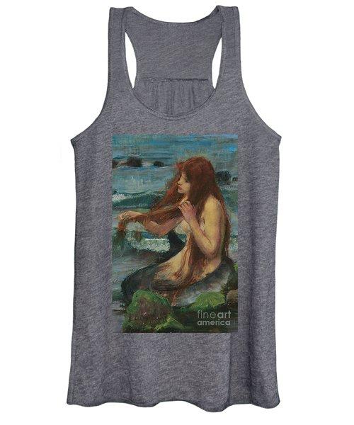 The Mermaid Women's Tank Top